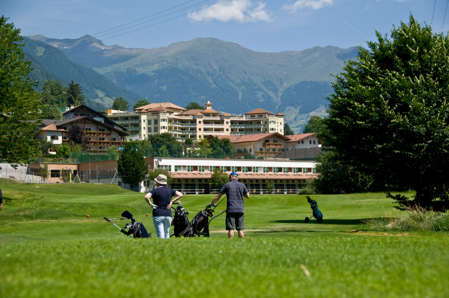 golfclub quellenhof passeier golfhotel s dtirol. Black Bedroom Furniture Sets. Home Design Ideas